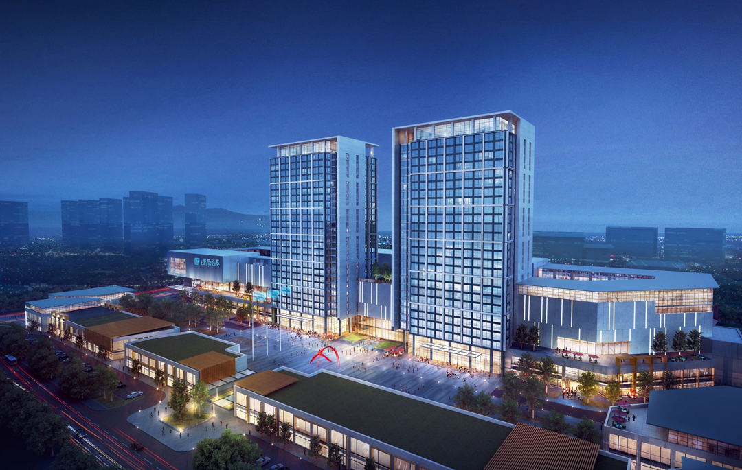 CHANGCHUN EASYHOME MIXED-USE PROJECT